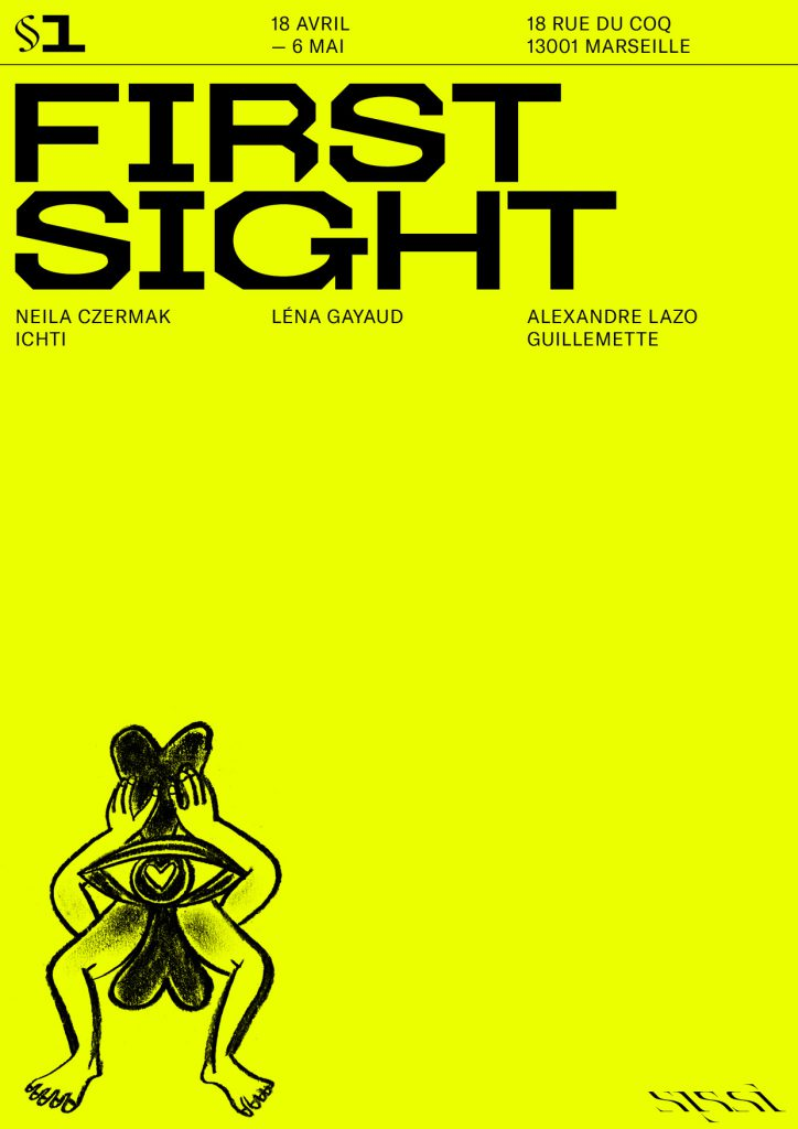 0. SISSI CLUB - EXPO FISRT SIGHT1 - AFFICHE